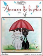 Amoureux sous la pluie