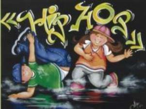 Hip , hop