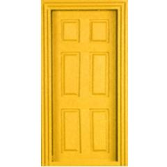 Curb appeal - Victorian Yellow