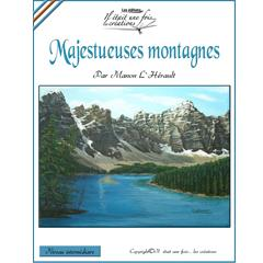 Majestueuses montagnes