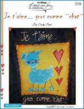 Je t\'aime gros comme chat !