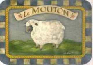 Le petit mouton