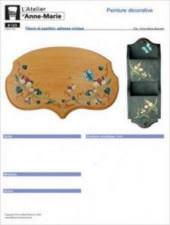 Fleurs et papillons adresse civique