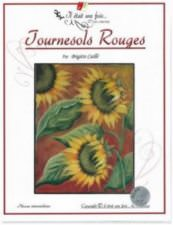 Tournesols rouges