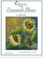 Tournesols Bleues