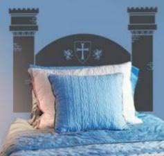 Tête de lit château