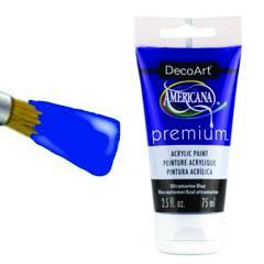 Ultramarine Blue-Premium Tube 75ml