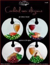 Cocktail avec un brin d'élégance