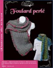 Foulard Perlé