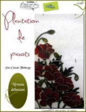 Plantation de pavots