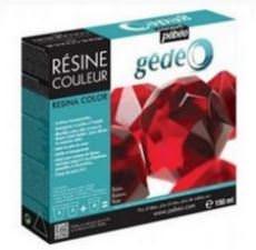 Gédéo - Résine Rubis -