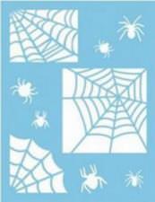 Toile d'araignée (gabarit)