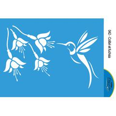 Colibri et fuchsia 042