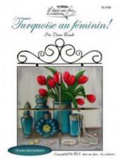 Turquoise au féminin!