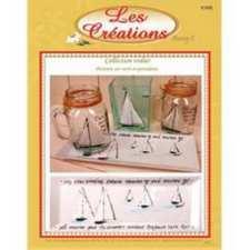 Collection voilier sur verre