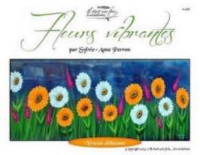 Fleurs vibrantes