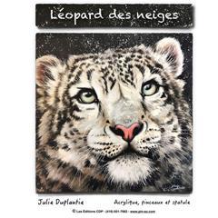 Léopard des neiges