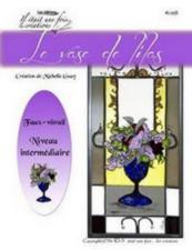Le vase de lilas