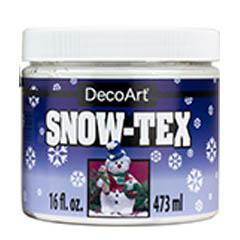 DecoArt Snow-Tex Jumbo DAS9