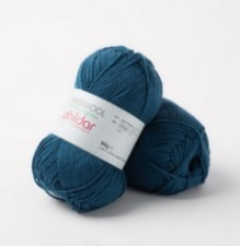 Lambswool 50g Amiral