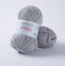 Lambswool 50g Flanelle