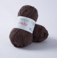 Lambswool 50g Taupé