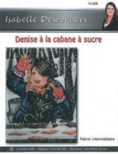 Denise à la cabane à sucre