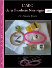 L'abc de la broderie norvégienne