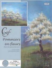 Pommiers en fleurs