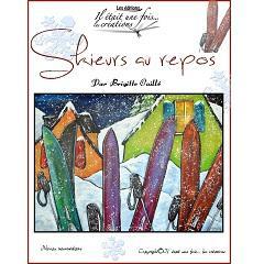 Skieurs au repos