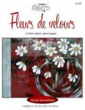 Fleurs de velours