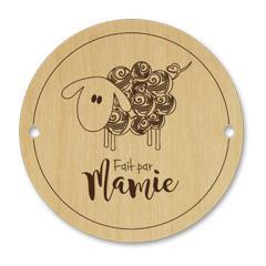 Bouton mouton - fait par mamie 088