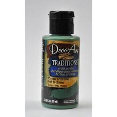 Traditions 3oz Chrome Green Hue DAT18