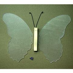 Papillons plexiglass - Modèle A