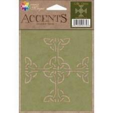 Pochoir Celtic en croix