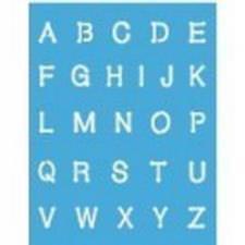 Pochoir Alphabets