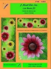 Les fleurs 2D
