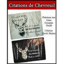Citations de chevreuil