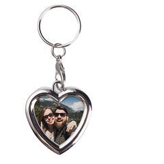 Porte-clé en coeur