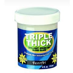 DecoArt Triple thick 4oz
