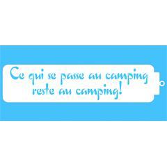 Ce qui se passe au camping reste au camping M007