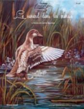Le canard dans les marais