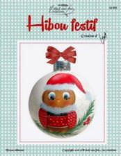 Hibou festif