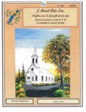 L'église de St-Joseph de la rive