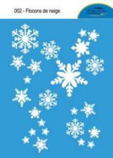 Flocons de neige 002