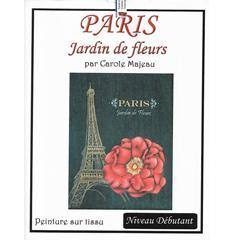 Paris jardin de fleurs