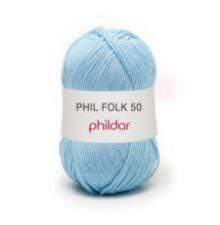 Phil Folk 50 50g Ciel