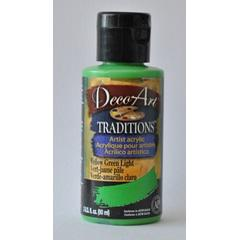 Traditions 3oz Yellow Green Light DAT16