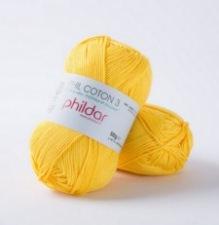 Phil coton no. 3 50g SOleil