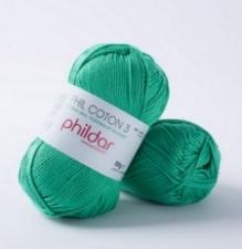 Phil coton no. 3 50g Menthe
